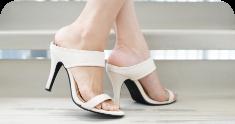 靴やサンダル